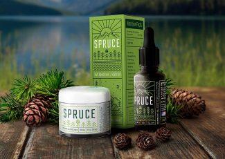 Spruce's hunt for their favorite full spectrum CBD oil strain – Leafly