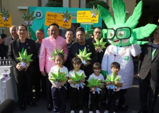 Thailand wins the Internet with this creative (and scandalous) weed promotion – The GrowthOp
