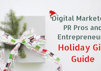 The Buyer Group Releases Holiday Gift Guide for Digital Marketers, Public Relations Pros and Entrepreneurs – PRNewswire