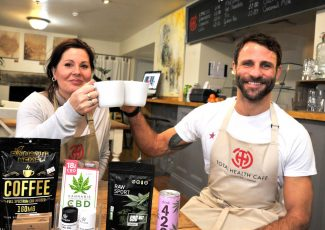 Wiltshire's first CBD oil cafe opens at Mams Gallery in Swindon – Swindon Advertiser