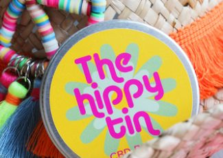 GET READY FOR A HIPPY REVOLUTION: THE HIPPY TIN CBD BALM- HERE TO MAKE YOU FEEL ALL OVER HAPPY! – ResponseSource