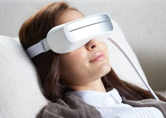 Pamper your peepers with this water-powered eye massager – Boing Boing