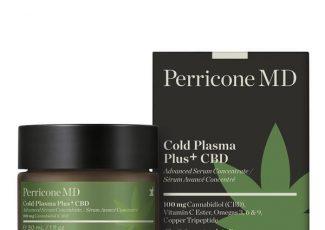 Perricone MD Diversifies Cold Plasma Portfolio With CBD – CBD Today